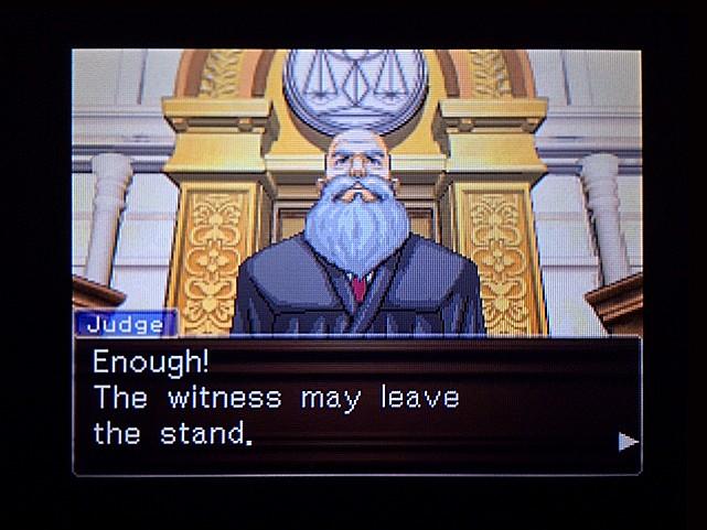 逆転裁判 北米版 判決の行方1