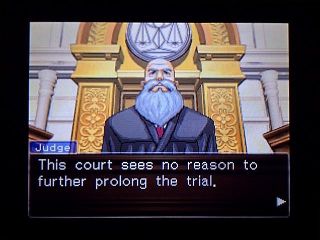 逆転裁判 北米版 判決の行方3