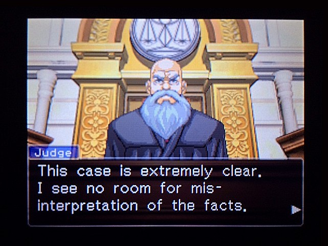 逆転裁判 北米版 判決の行方4