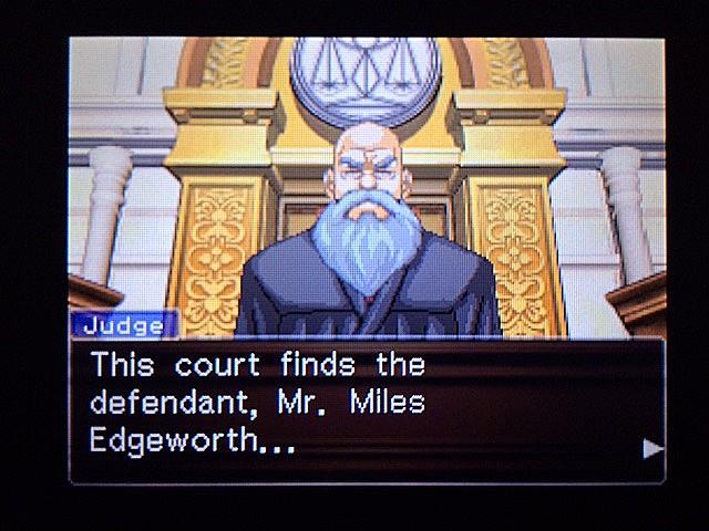 逆転裁判 北米版 判決の行方7