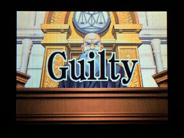 逆転裁判 北米版 判決の行方8