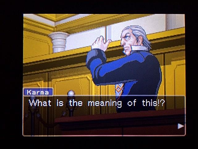 逆転裁判 北米版 有罪判決の行方1