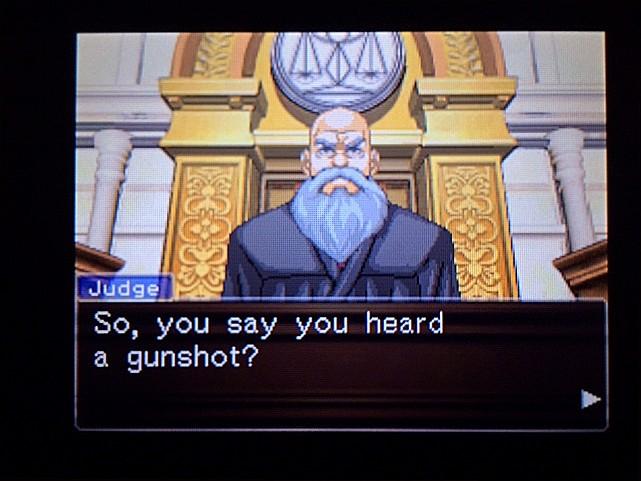 逆転裁判 北米版 有罪判決の行方3