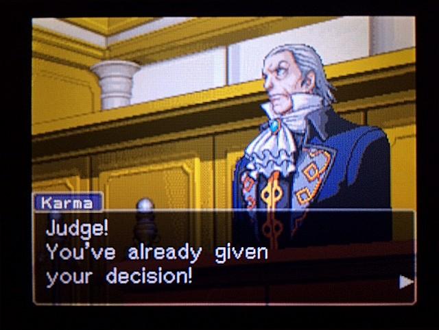 逆転裁判 北米版 有罪判決の行方11