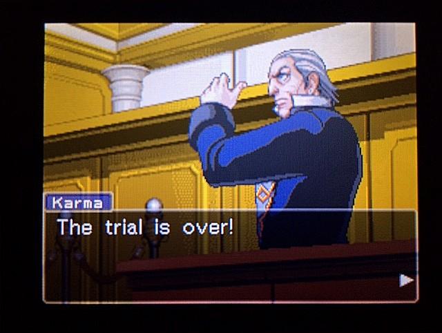 逆転裁判 北米版 有罪判決の行方12