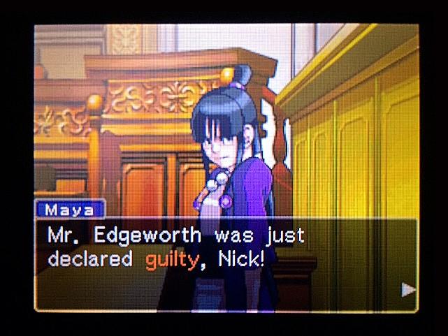 逆転裁判 北米版 有罪判決の行方15