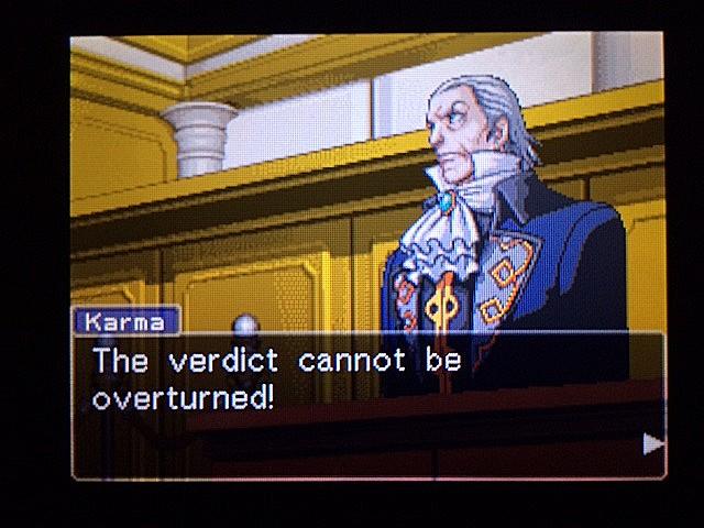 逆転裁判 北米版 有罪判決の行方20