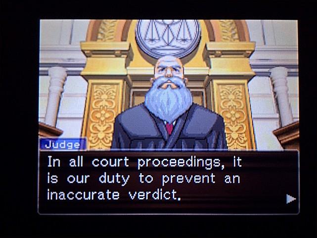 逆転裁判 北米版 有罪判決の行方24