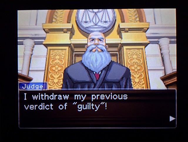 逆転裁判 北米版 有罪判決の行方26