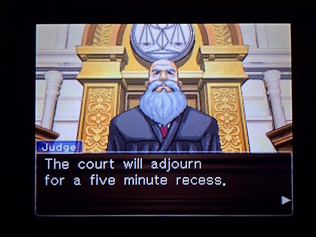 逆転裁判 北米版 有罪判決の行方30