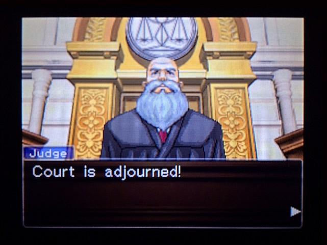 逆転裁判 北米版 有罪判決の行方32