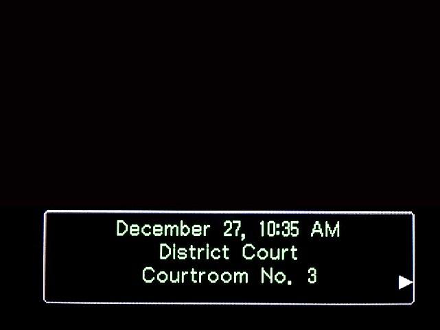 逆転裁判 北米版 ラリーの証言スタート1