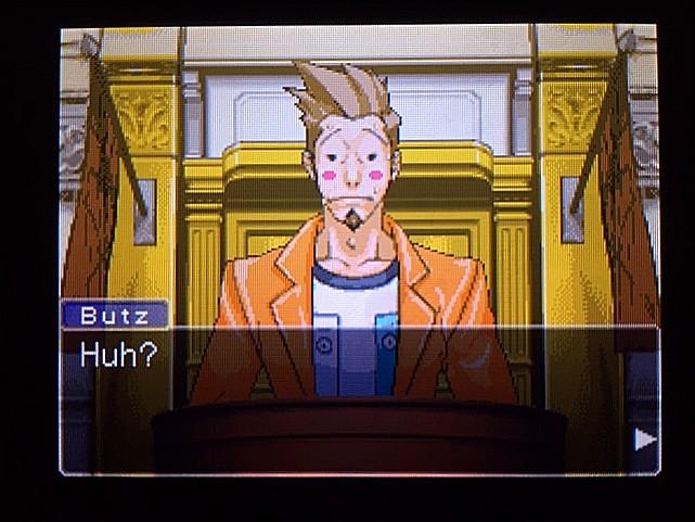 逆転裁判 北米版 ラリー・バッツが聞いたモノ11