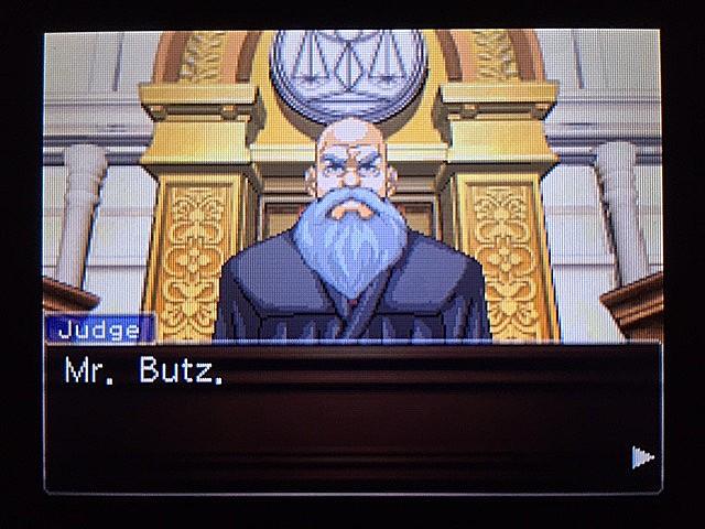 逆転裁判 北米版 ラリー・バッツが聞いたモノ18