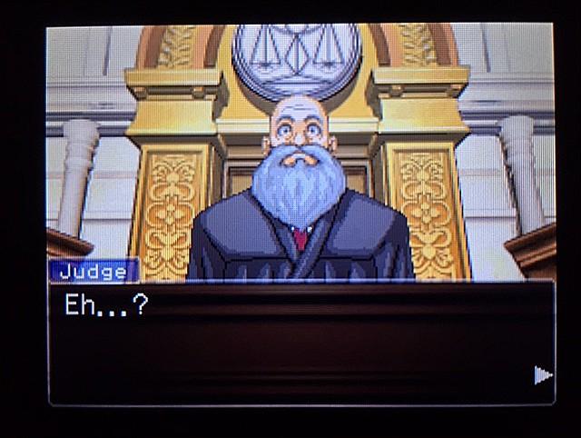 逆転裁判 北米版 ラリー・バッツが聞いたモノ24