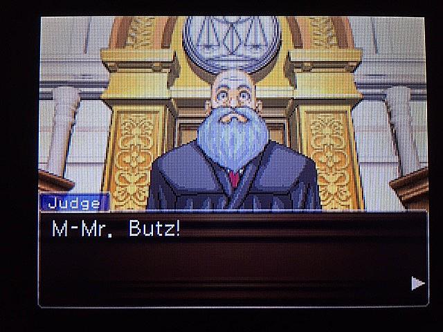 逆転裁判 北米版 ラリー・バッツの証言?続き1