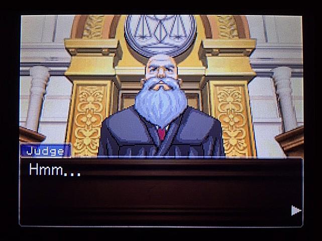逆転裁判 北米版 ラリー・バッツの証言?続き4
