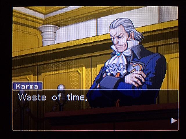 逆転裁判 北米版 ラリー・バッツの証言?続き5