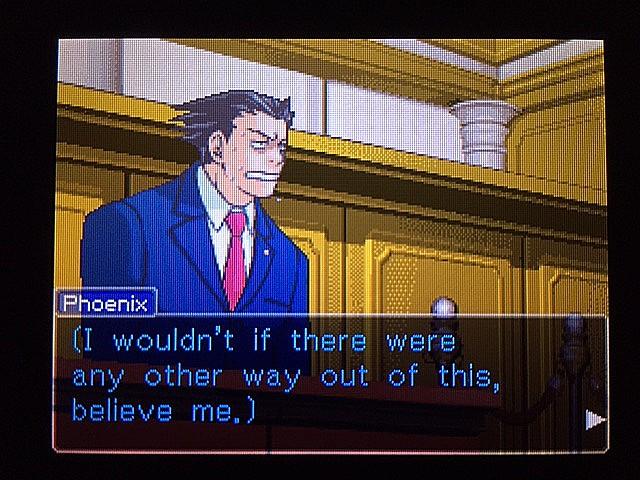逆転裁判 北米版 ラリー・バッツの証言?続き14