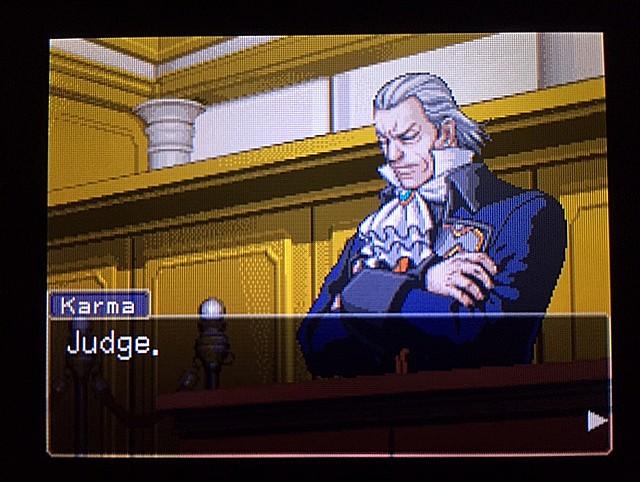 逆転裁判 北米版 ラリー・バッツの証言?続き23