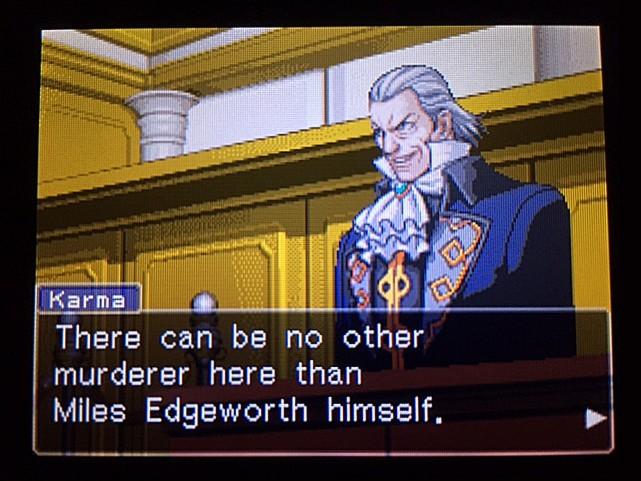 逆転裁判 北米版 最初の銃声の意味14