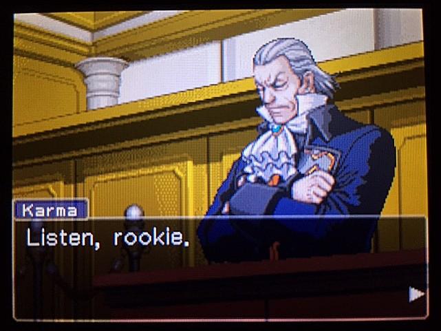 逆転裁判 北米版 最初の銃声の意味17