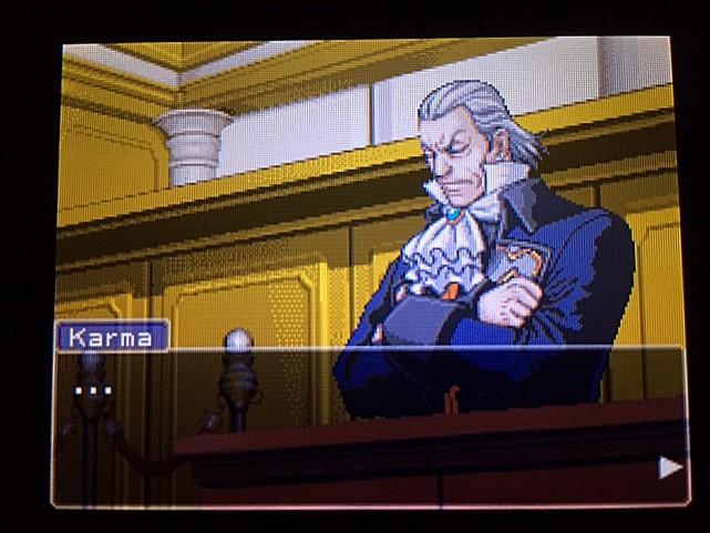 逆転裁判 北米版 最初の銃声の意味34