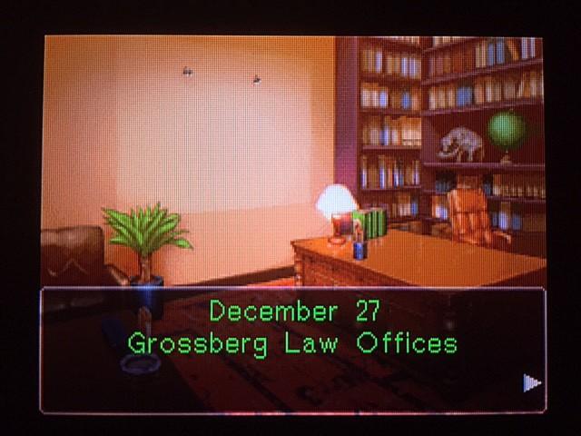 逆転裁判 北米版 DL-6に詳しい弁護士1