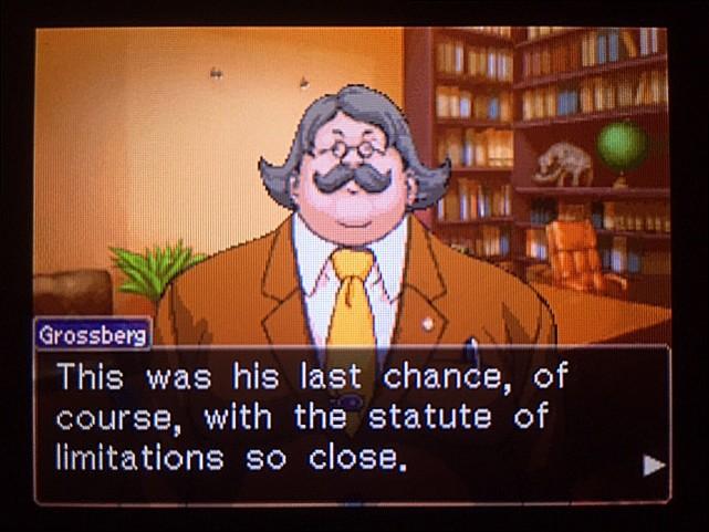 逆転裁判 北米版 DL-6に詳しい弁護士23