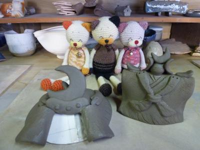 陶芸教室・端午の節句