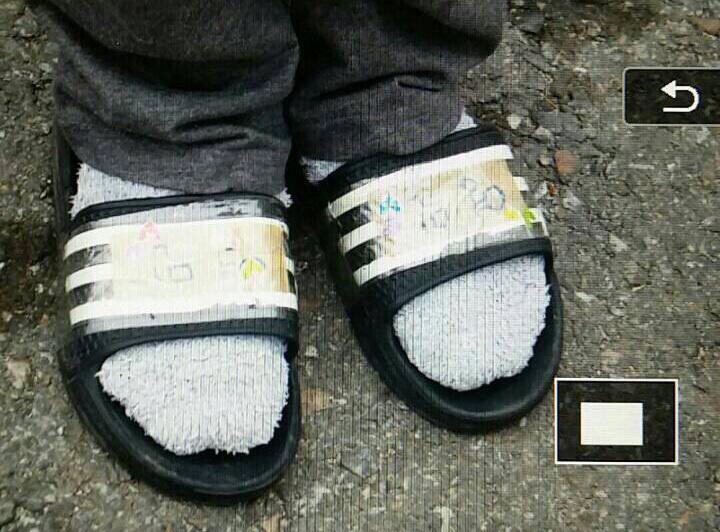私の愛靴下