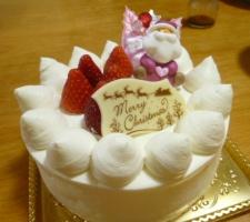 人様用ケーキ
