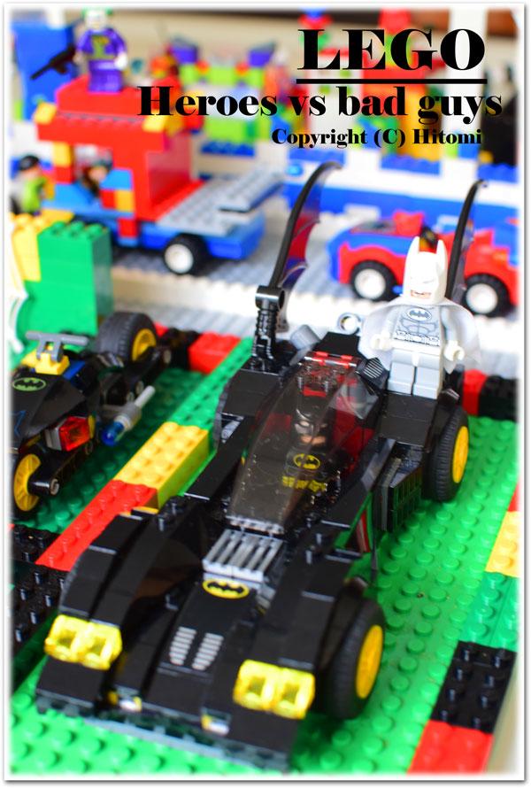 LEGO バットマン