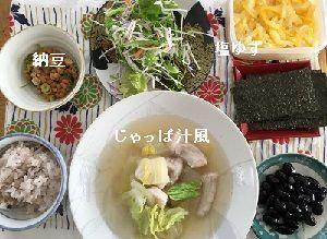 たら・青森スープ