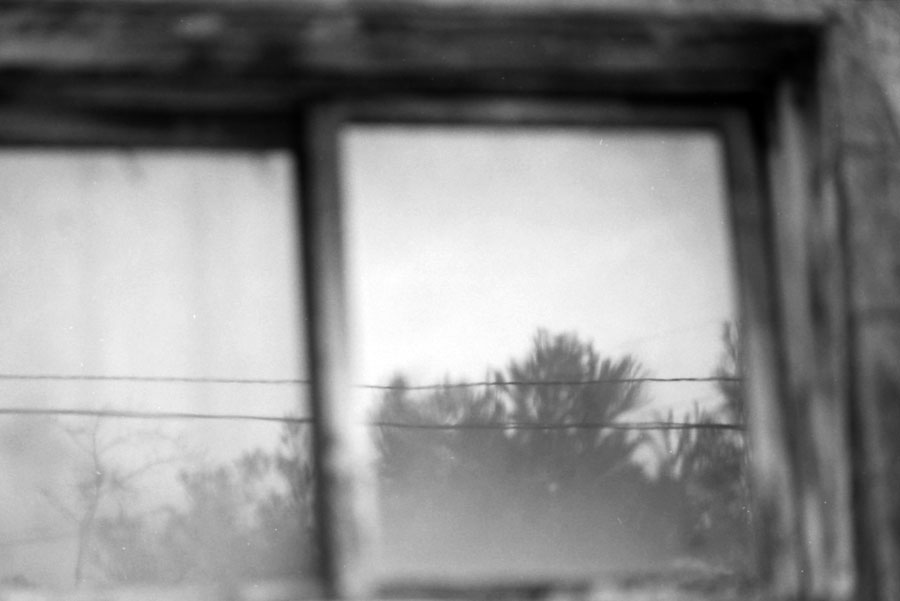 栗原邸の窓