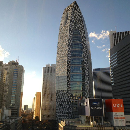 西新宿モード学園