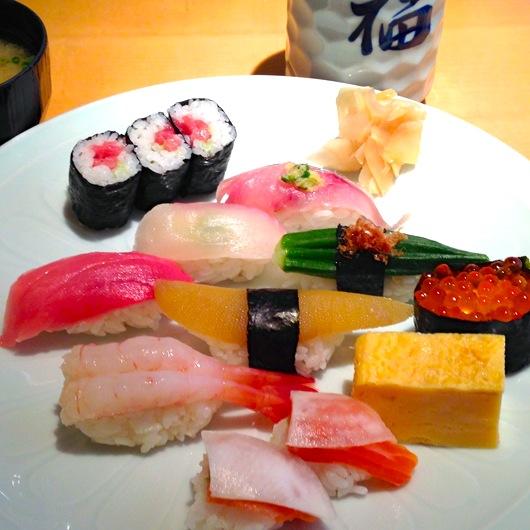 新宿握り寿司