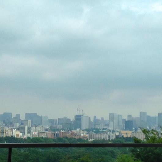 赤坂見附方面