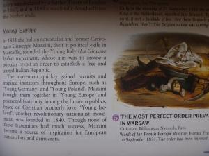 1830年頃のヨーロッパ