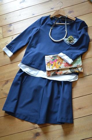 卒業式ファッション