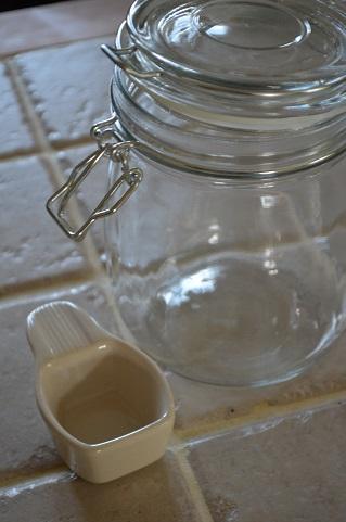 コーヒー保存瓶