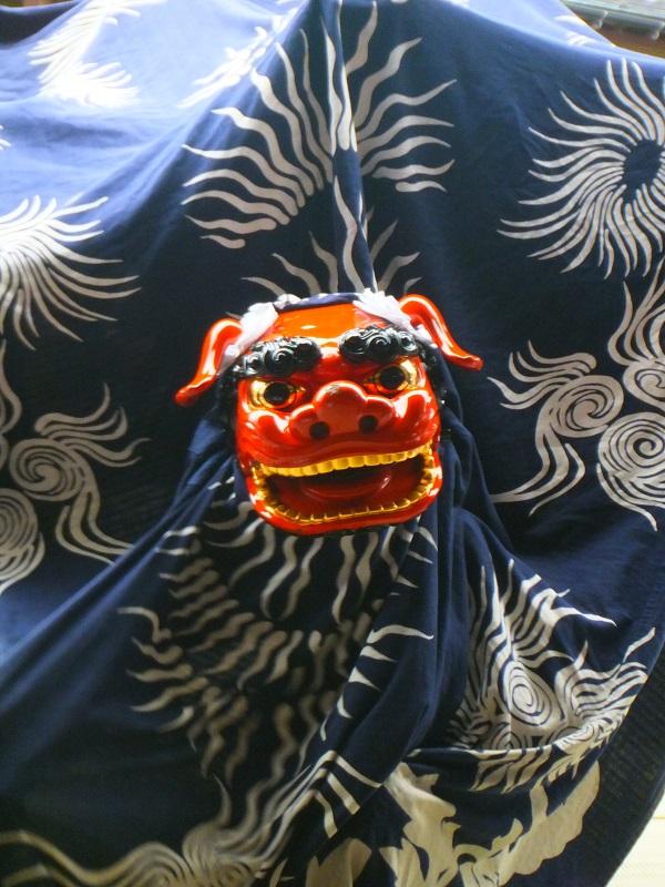 七夕祭り 鍛治町 獅子舞