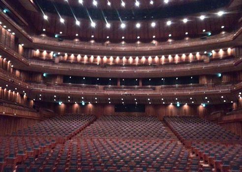 芸文センター舞台