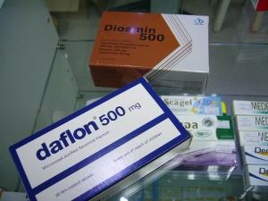 Diosmin Daflon