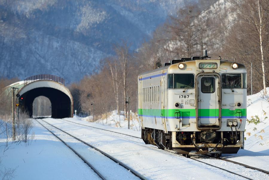 鐵 路 の 記 憶# 648 石勝線 201...