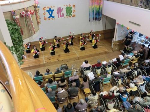 文化祭2014 芸能発表