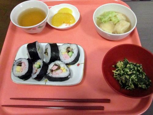 手巻き寿司会