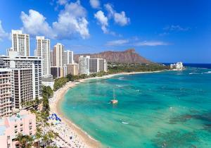 いつかまた訪れる日が来るのだろうか,、気候のいい「夢のハワイ」