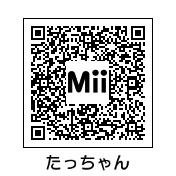 濱田龍臣(QRコード)