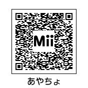 和田彩花(QRコード)